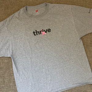 Thrive Breast Cancer T shirt